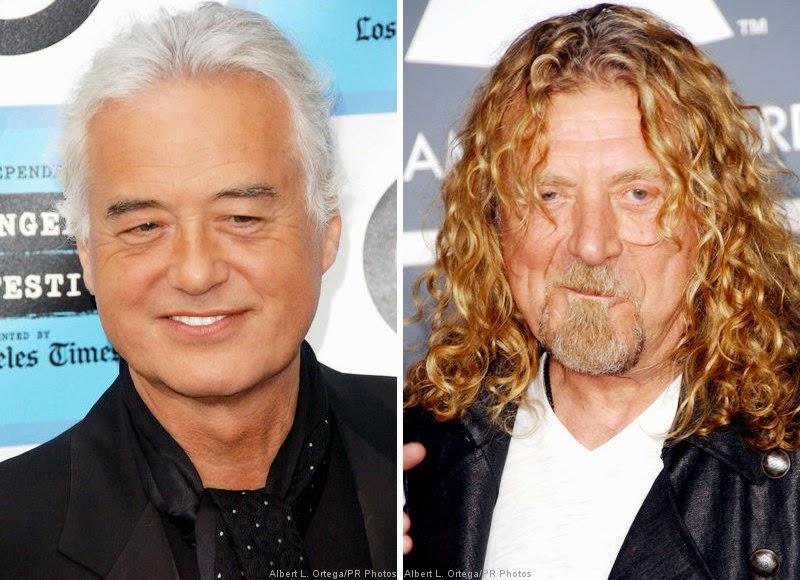 """Led Zeppelin: """"Desapontado"""", Robert Plant revela que tentou voltar a trabalhar com Jimmy Page"""