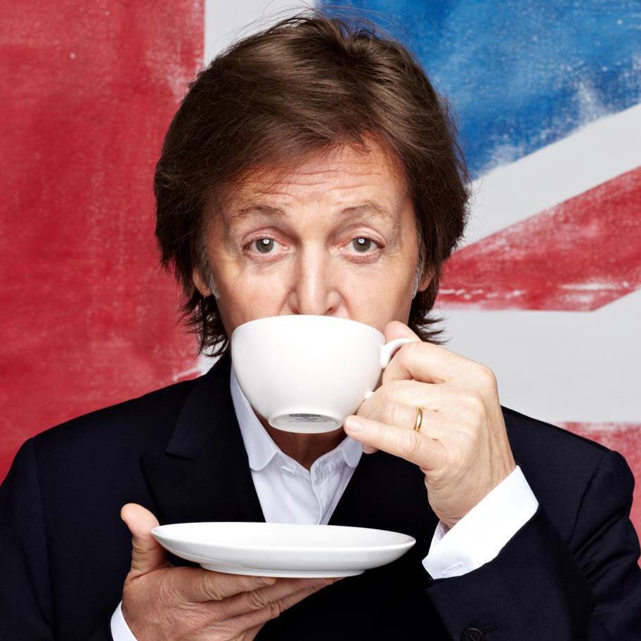 Paul McCartney lidera a lista com patrimônio de US$ 1,2 bilhão (Divulgação)