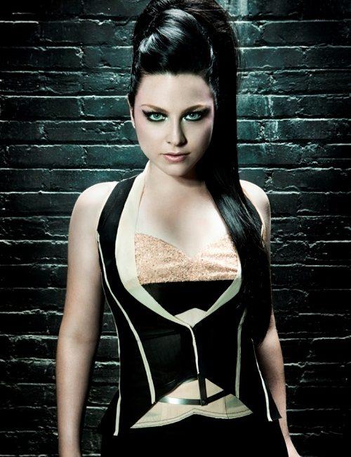 Amy Lee não pretende continuar trabalho com Evanescence