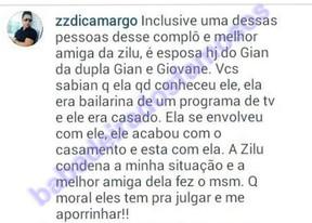 Cantor Gian, da dupla Gian & Giovani, sofre AVC por culpa de Zezé di Camargo