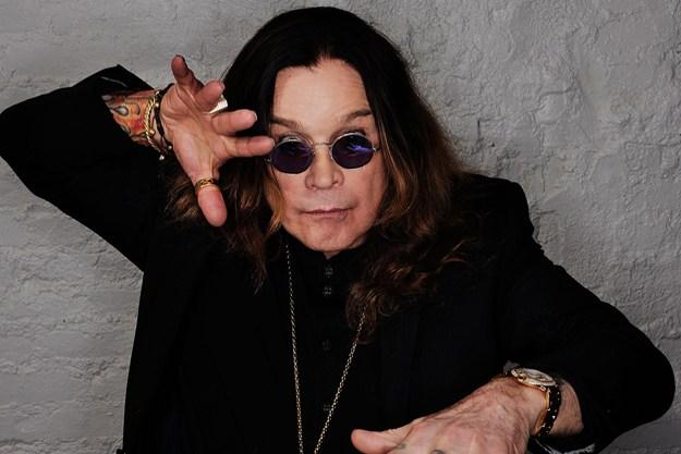 Ozzy Osbourne estava em Nova Iorque no dia do ocorrido (Getty Images)