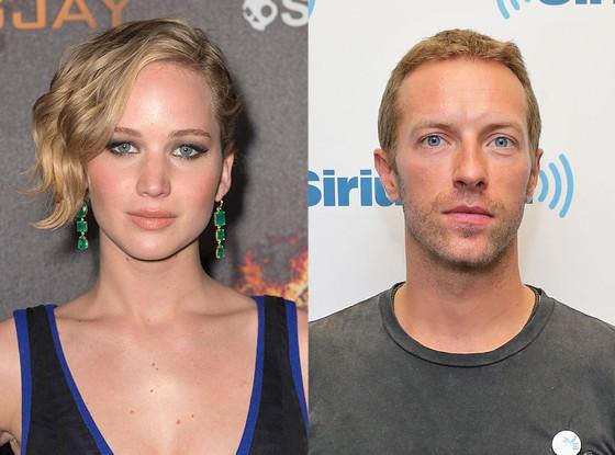 Chris Martin, do Coldplay, e Jennifer Lawrence terminam namoro