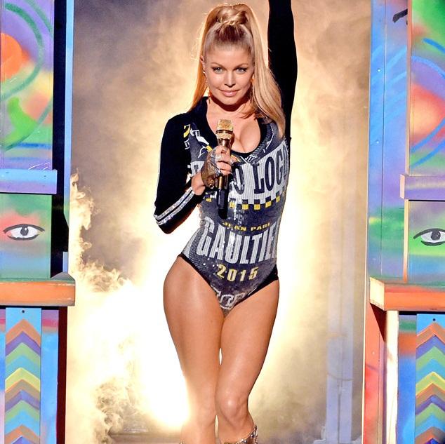 Cantora foi aclamada durante apresentação em evento (Getty Images)