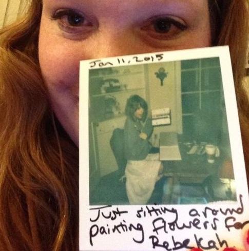 Fã foi descoberta por Taylor Swift por meio do site Tumblr (Divulgação)