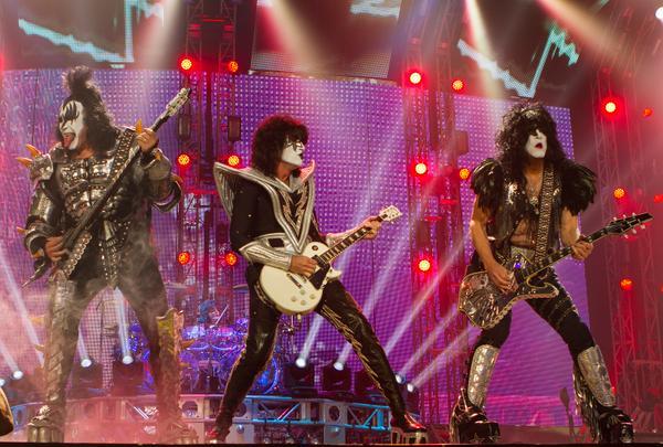 Bases pré-gravadas foram utilizadas em show no Japão (Divulgação)