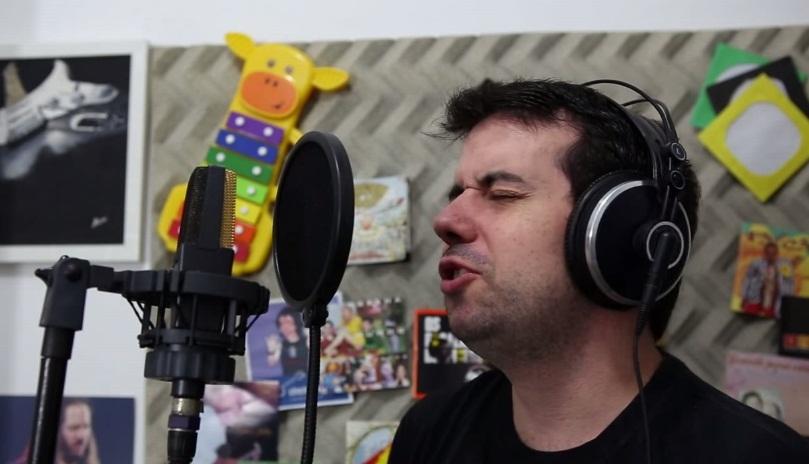 Hit da 'sofrência' é interpretado por Ticiano D´Amore (Reprodução/YouTube)