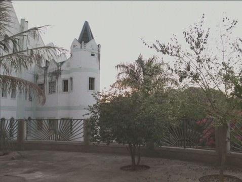 Cantor tinha desejo de finalizar construção mansão de 11 mil m² (Reprodução/TVG)