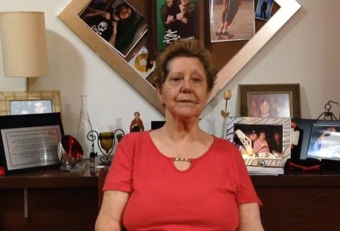 Nilda Abrão nega maus tratos de filho Ricardo (Reprodução/YouTube)