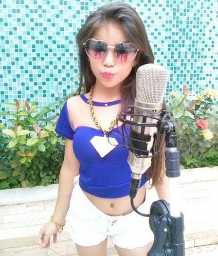 Caso de MC Melody, funkeira de 8 anos, será investigado (Reprodução/Facebook)