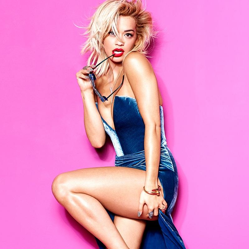 Publicações de Rita Ora podem ser vistas ao final da publicação (Divulgação)