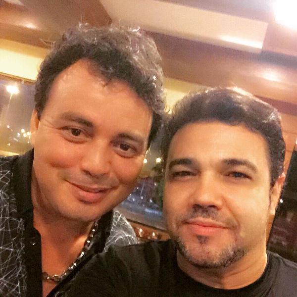 Ex-dupla de Rick, Renner grava música com pastor Marco Feliciano