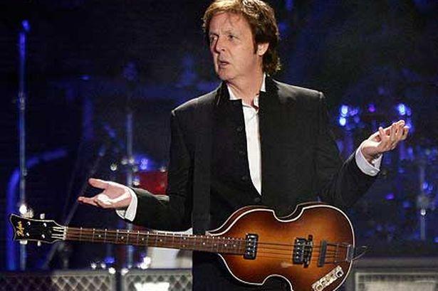 Papel de ex-Beatle seria encenado entre 1997 e 1998 (Getty Images)