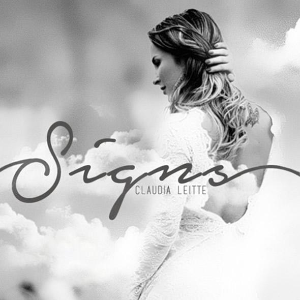'Signs' é o título da canção de Claudia Leitte (Divulgação)