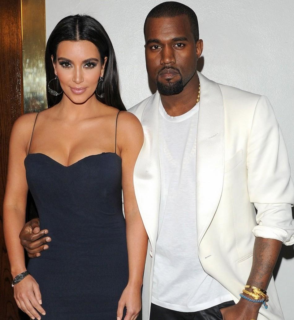 Kanye West teria atrapalhado ensaio de Kim Kardashian (Getty Images)