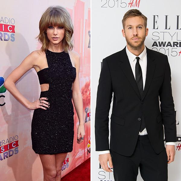 Taylor Swift e Calvin Harris têm relacionamento discreto (Getty Images)