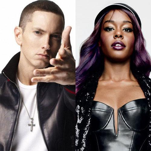 Azealia Banks voltou a se manifestar contra rimas de Eminem (Divulgação)