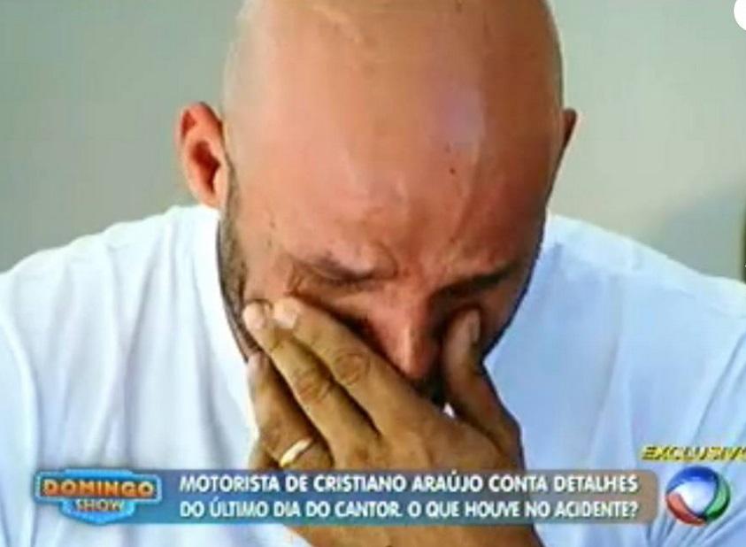 Ronaldo Miranda foi, segundo delegado,'negligente e imprudente' (Reprodução)