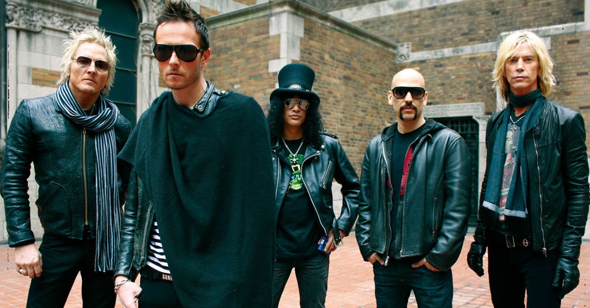Ex-Velvet Revolver, Scott Weiland diz que Guns N' Roses vai se reunir