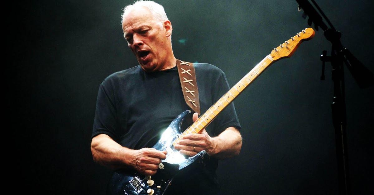 "David Gilmour conta como fez o solo de ""Comfortably Numb"", do Pink Floyd"