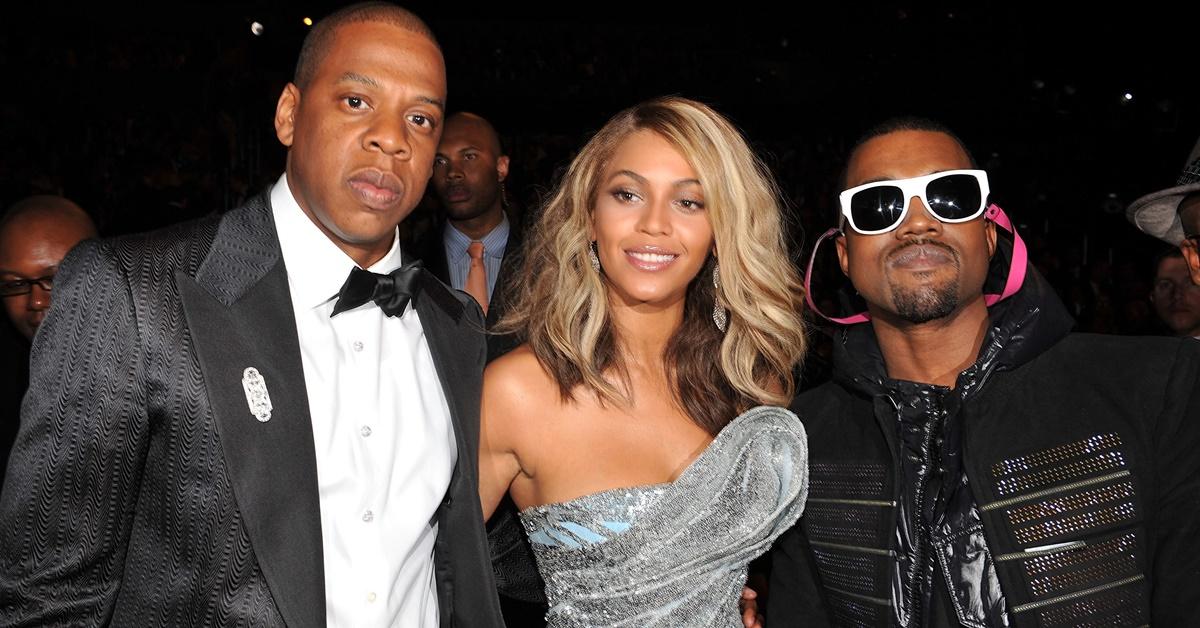 """Kanye West acusa Beyoncé de fraudar o VMA e Jay Z de ter """"assassinos"""""""