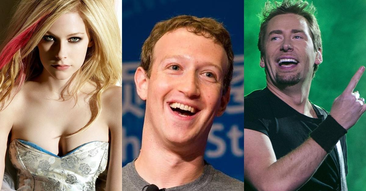 Avril Lavigne critica Mark Zuckerberg por piada com Nickelback