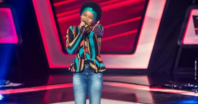 """Franciele Fernanda, do """"The Voice Kids"""", é alvo de racismo na web"""