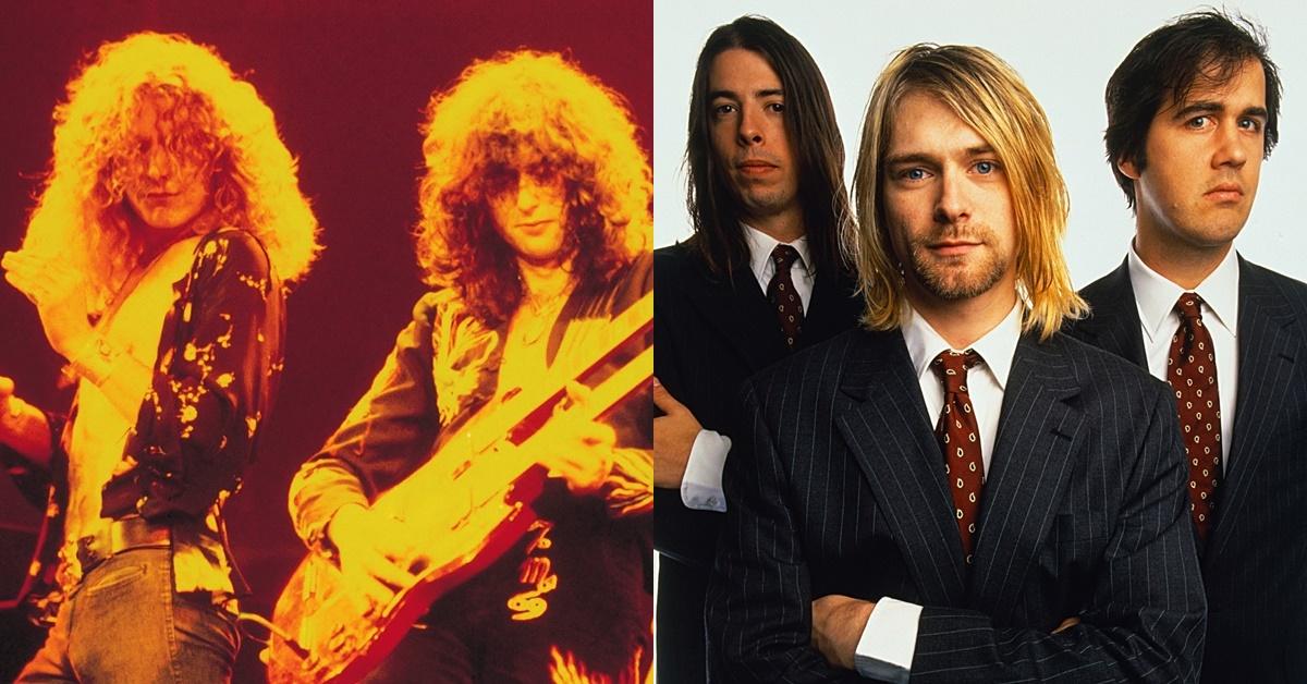10 bandas importantes com menos de 10 discos lançados