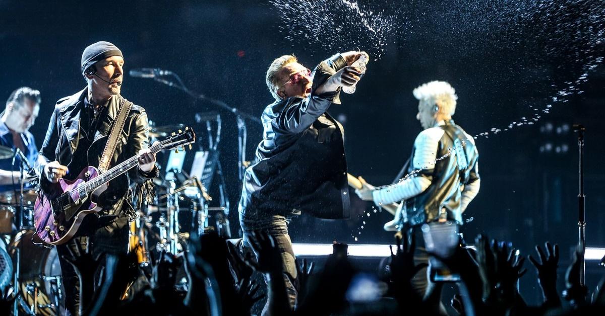 U2 toca no Brasil em outubro com Noel Gallagher, diz jornal