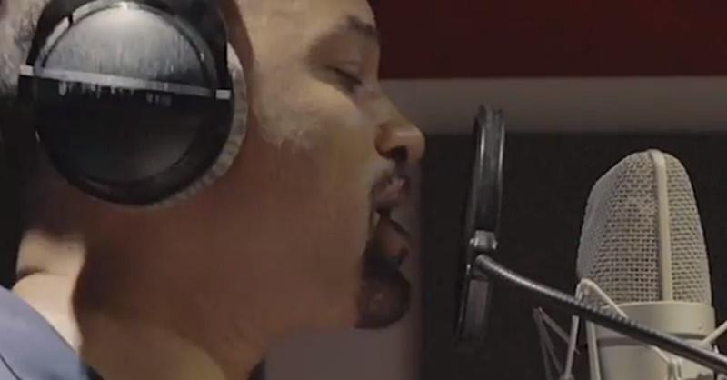Will Smith cantará música oficial da Copa durante encerramento na Rússia
