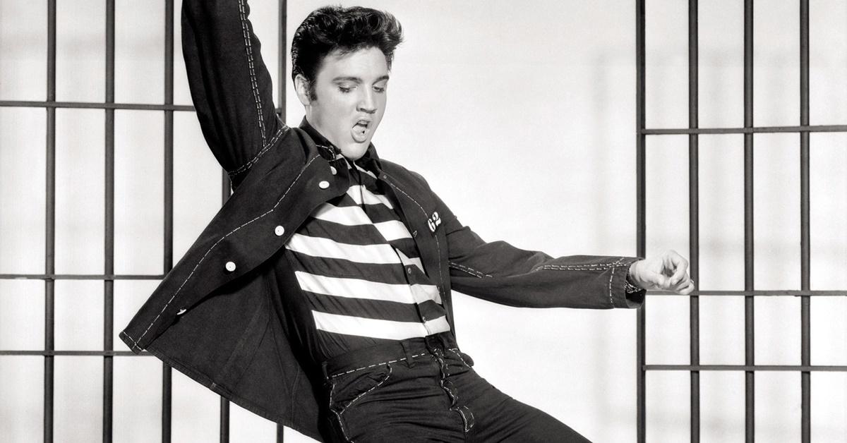 Filmes na TV e cinema marcam aniversário da morte de Elvis Presley