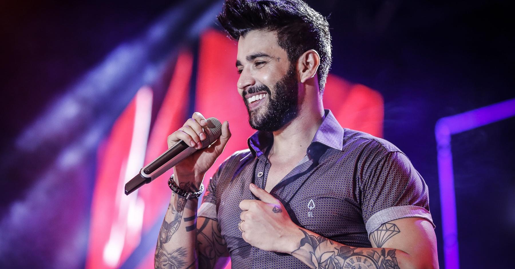 'Para de ligar, bebê': novo hit de Gusttavo Lima bate recorde de acessos