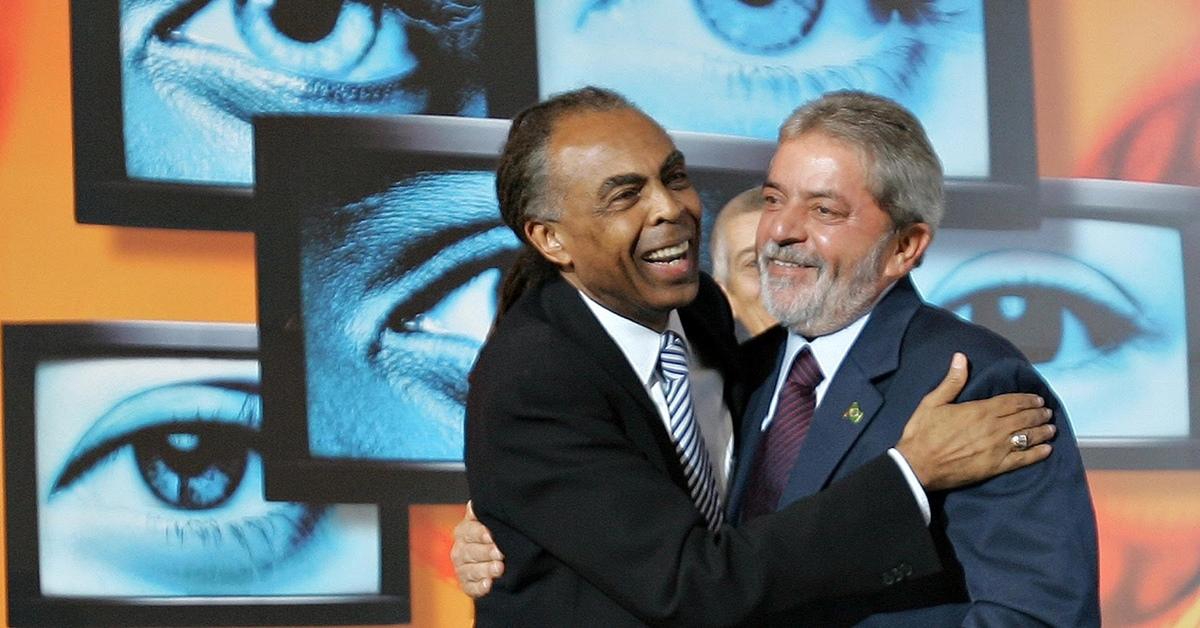 Ex-ministro de Lula, Gilberto Gil presta depoimento ao juiz Sérgio Moro
