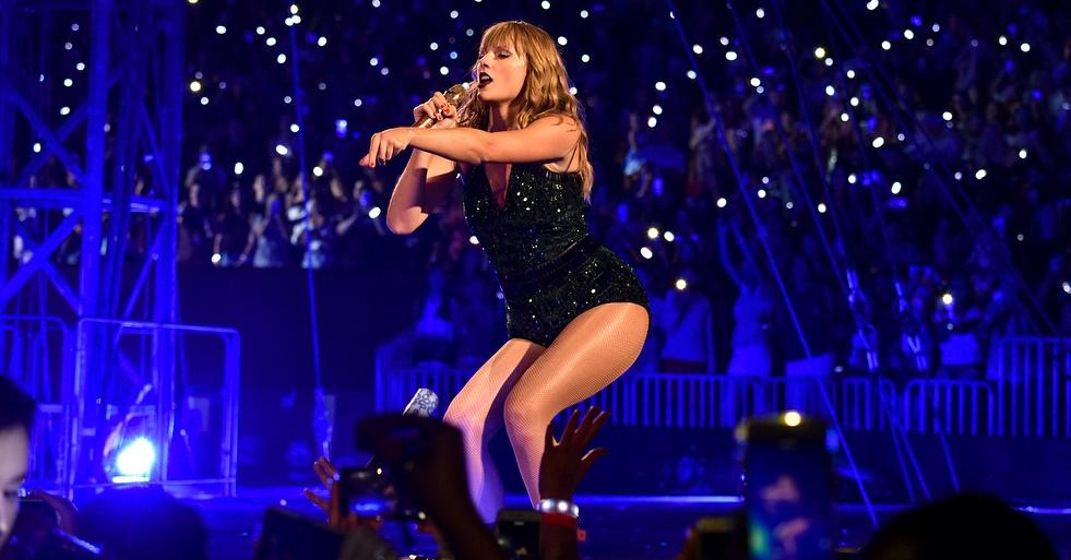 'Reputation Tour': Taylor Swift lançará seu show em formato de filme na Netflix