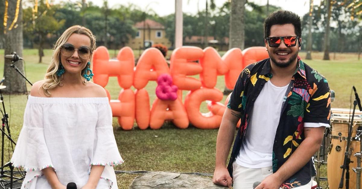 Já ouviu? Thaeme e Thiago lançam nova música e videoclipe: 'Não Desgruda'