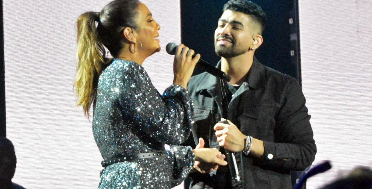 Dilsinho e Ivete _ Gravação DVD Dilsinho _ Carina Santana – Zapp News