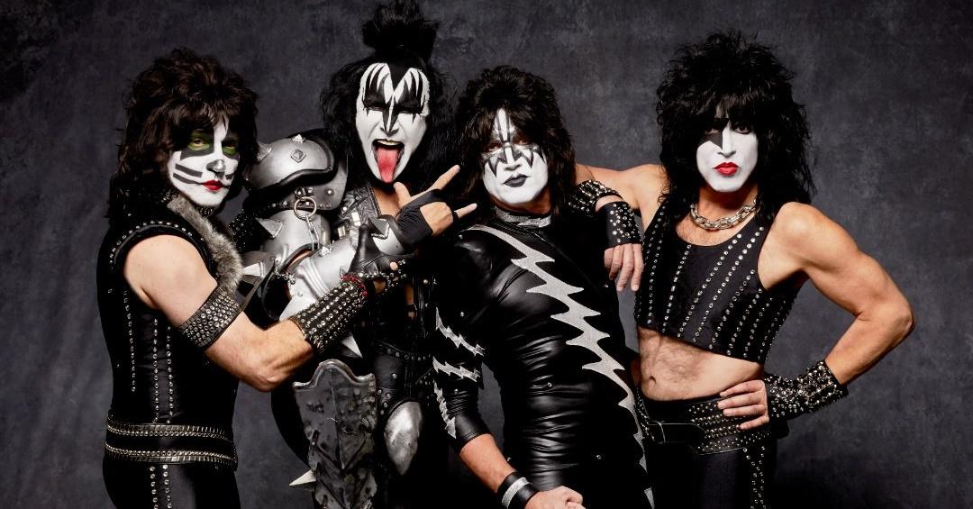 Kiss anuncia turnê de aposentadoria após 45 anos de carreira