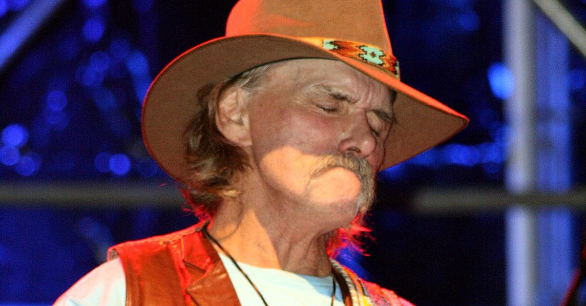 Guitarrista do Allman Brothers, Dickey Betts está em 'estado crítico'