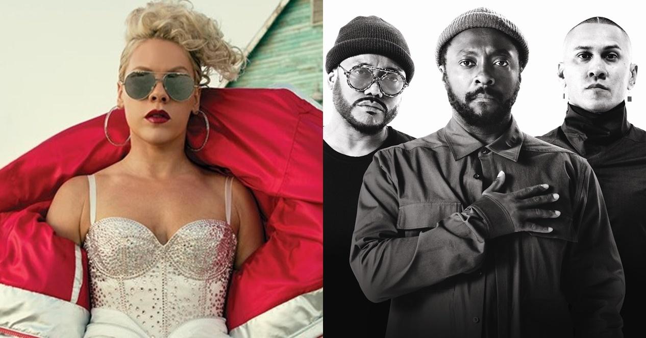 Pink, Black Eyed Peas e Anitta tocam no dia do pop do Rock in Rio 2019