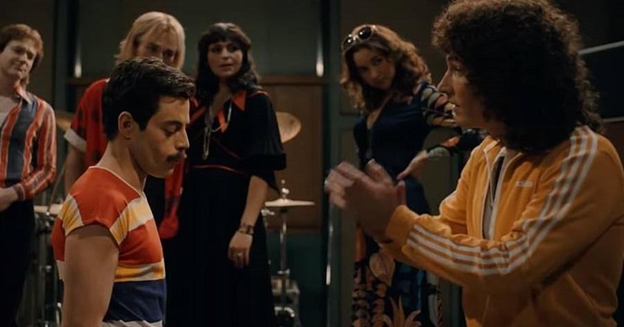 Novo vídeo do filme 'Bohemian Rhapsody' mostra criação de 'We Will Rock You'
