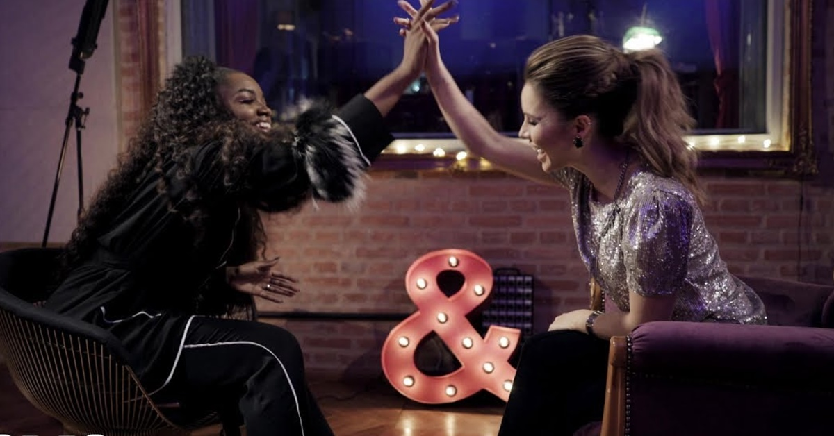 Sandy lança último vídeo do projeto 'Nós Voz Eles' e música em parceria com Iza