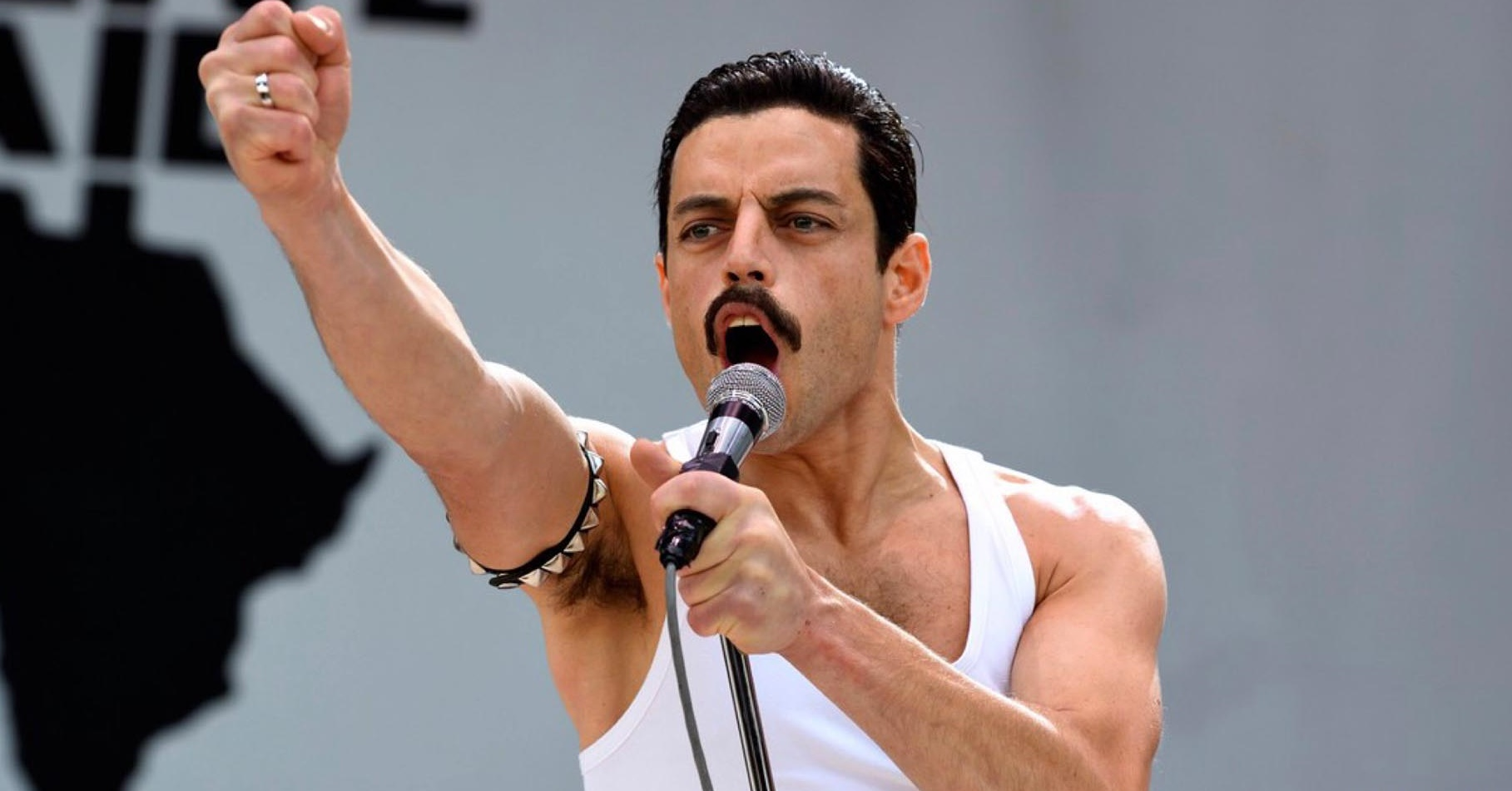 Rami Malek comemora sua 1ª indicação ao Oscar por 'Bohemian Rhapsody'