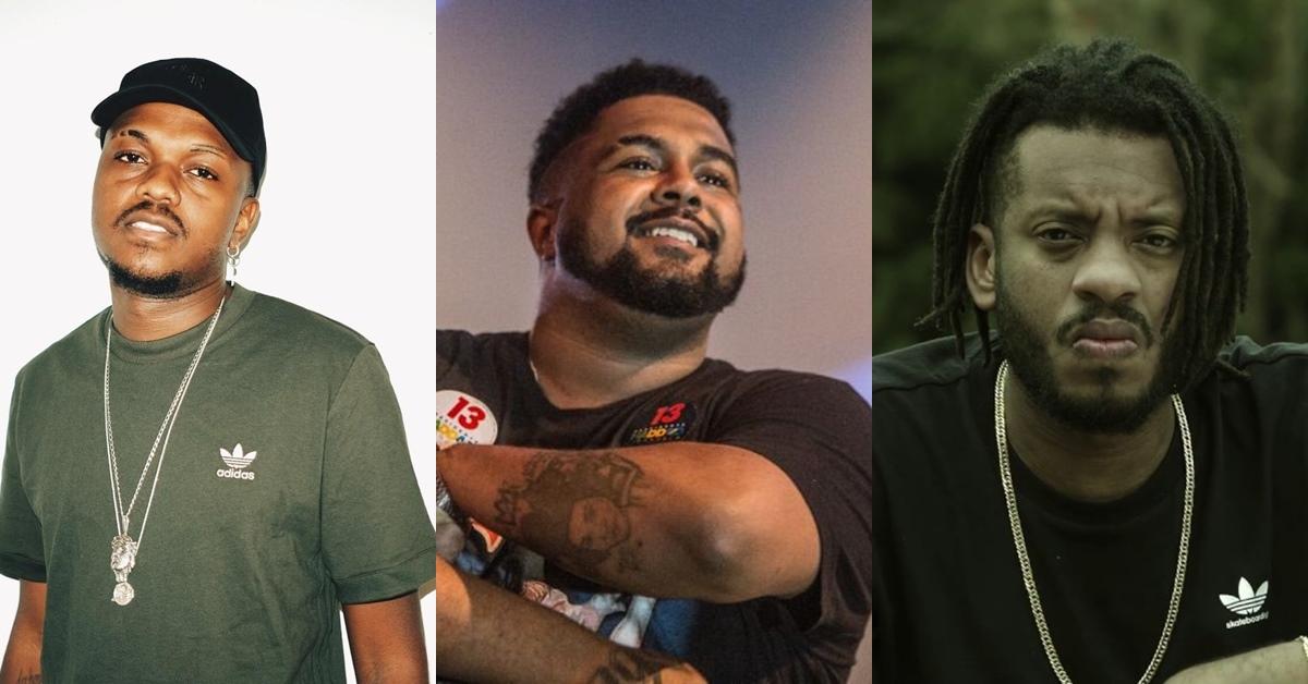 Djonga, Baco Exu do Blues e BK consolidam trajetórias no rap nacional