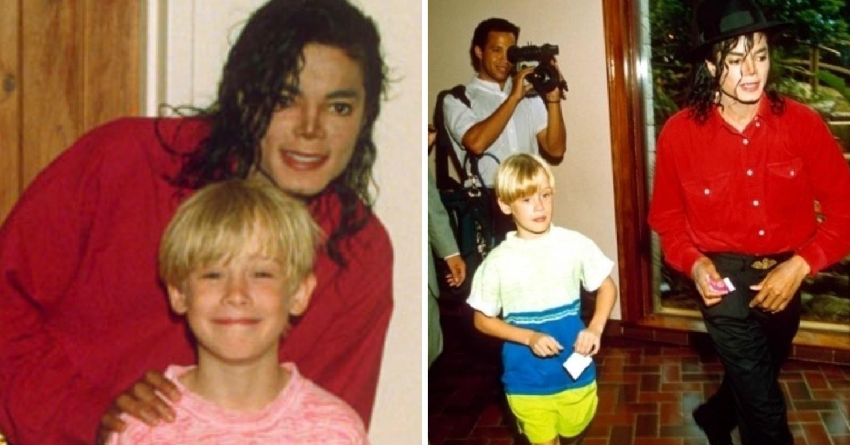 Em rara declaração, Macaulay Culkin relembra amizade com Michael Jackson
