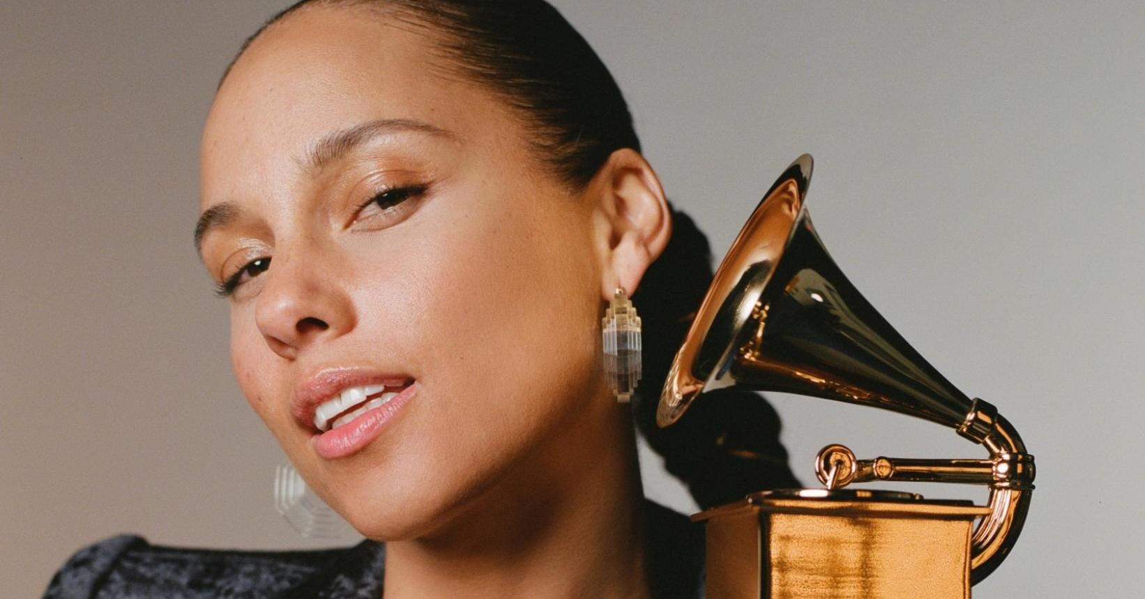 Alicia Keys será a apresentadora do Grammy 2019