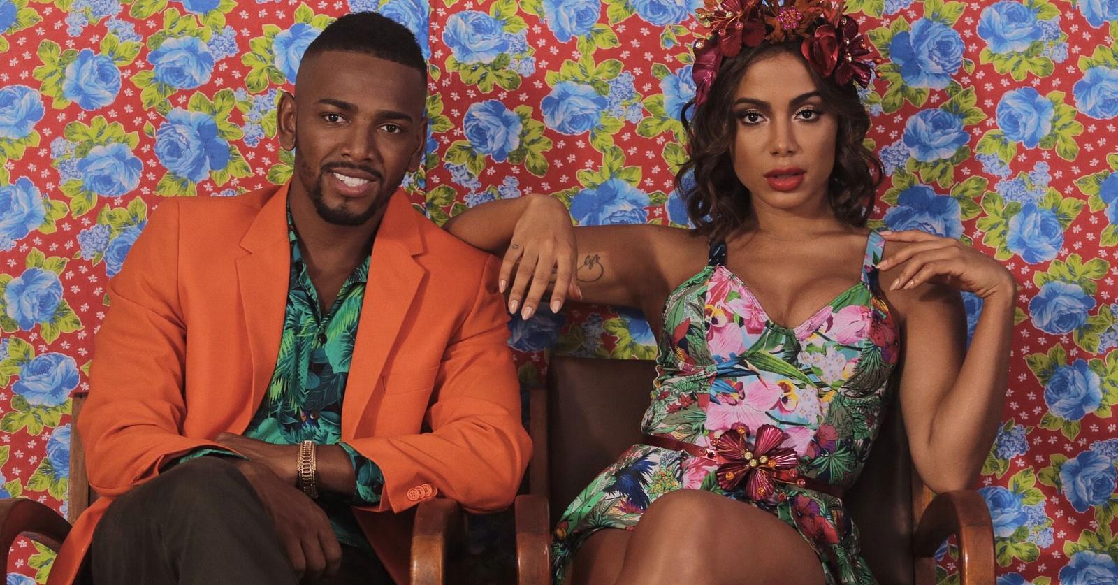 Nego do Borel é vaiado em show de Anitta após acusação de transfobia; veja vídeo