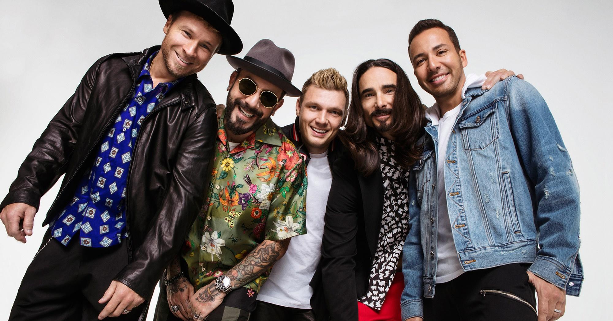 Backstreet Boys revelam qual a pior música já lançada pelo grupo