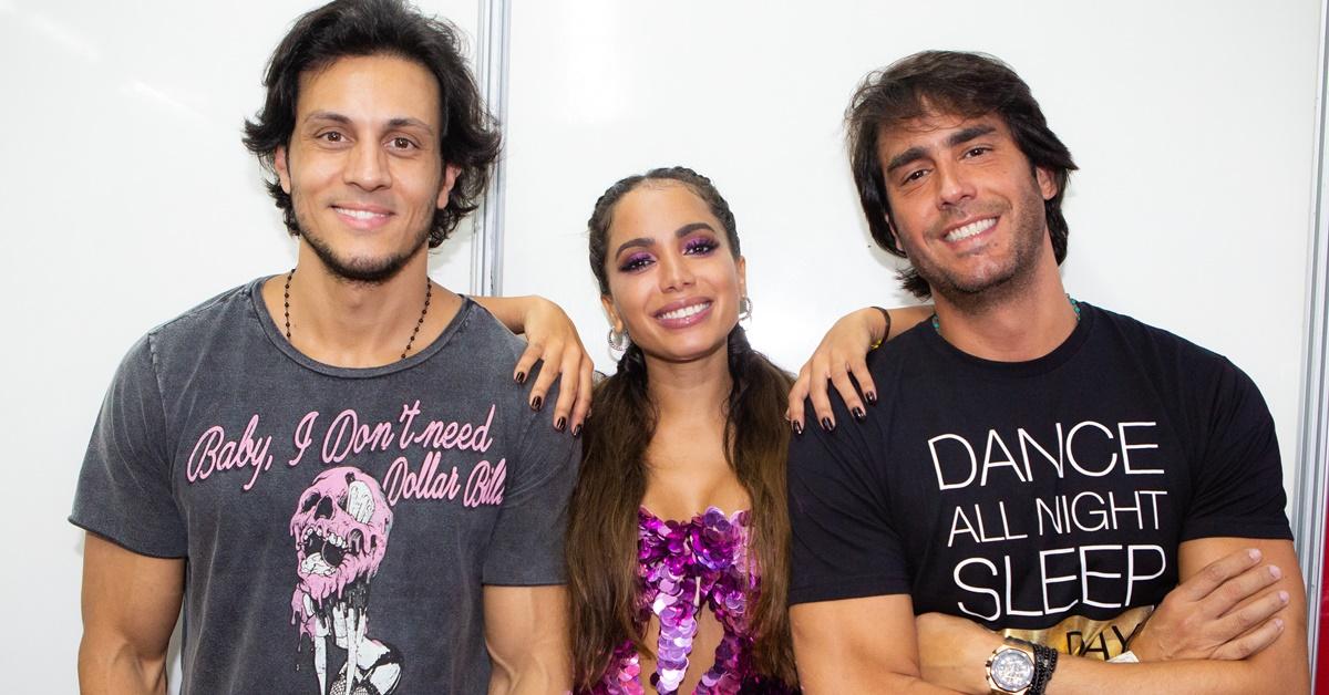 Clássico do samba! Jetlag e Anitta lançam nova versão de 'Zé do Caroço'