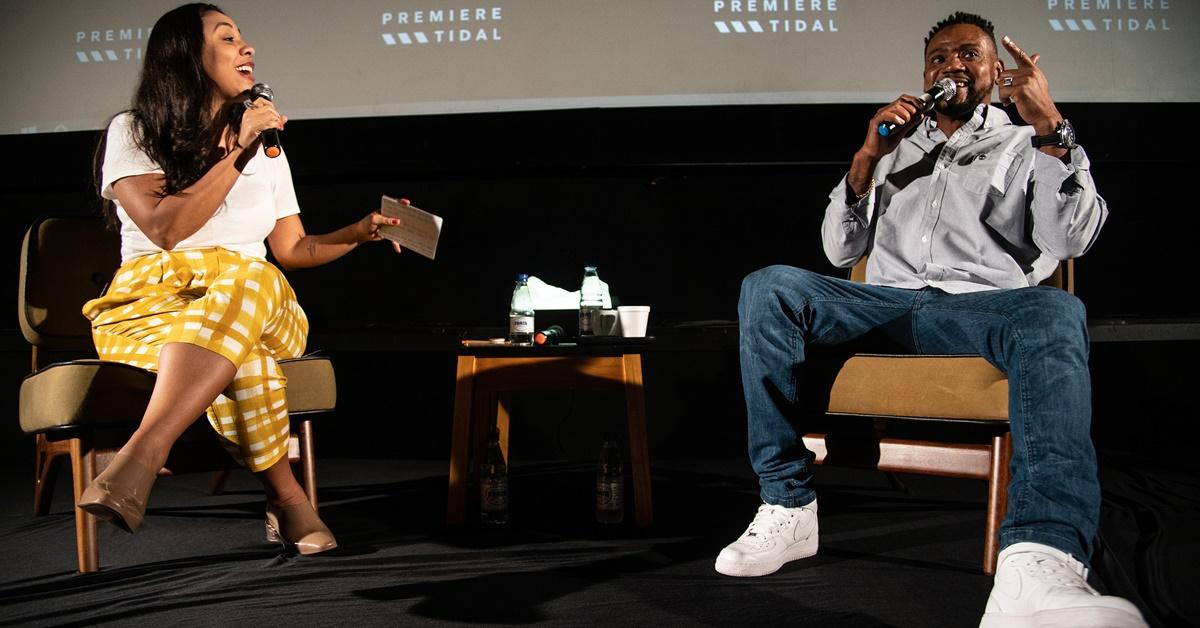 'Corre Neguin': TIDAL realiza première para lançamento do clipe de Edi Rock