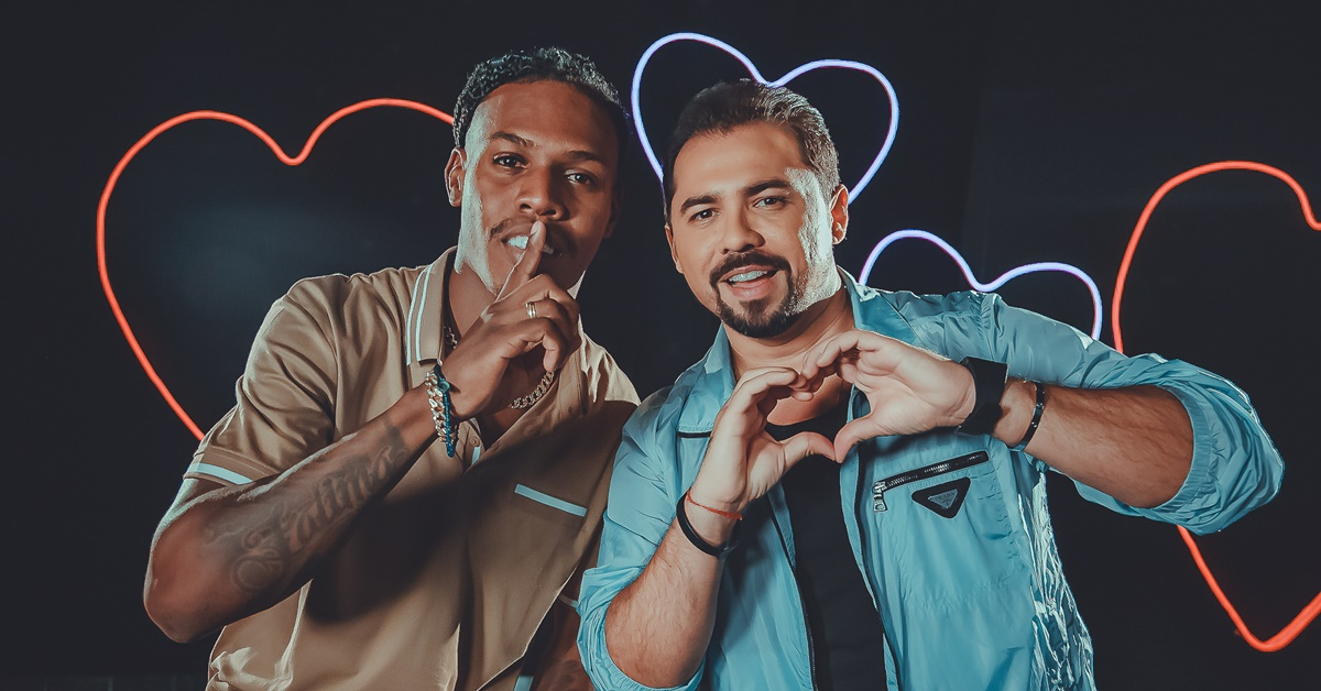 Xand Avião e MC Kekel lançam música que critica casais que ficam no celular