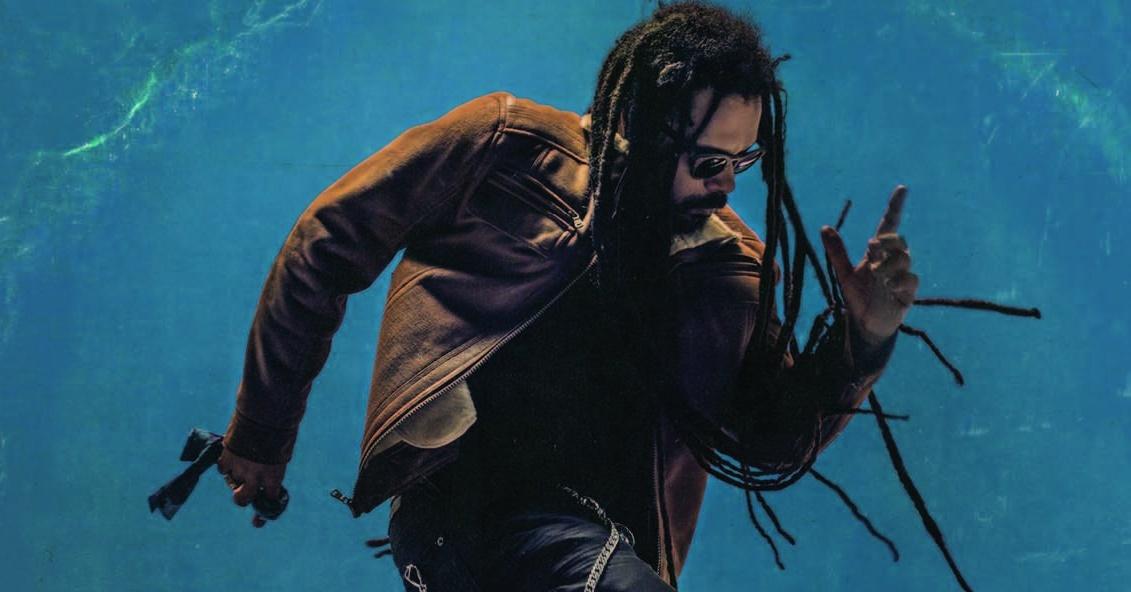 Reggae conduz 1° álbum solo de Marcelo Falcão, d'O Rappa; ouça